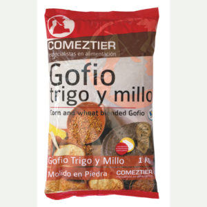 The quality of the Comeztier gofios, once again awarded in the II Official Agrocanarias Competition