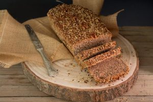 Integral mold bread with seeds