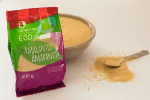 Amaranto, la semilla prodigiosa