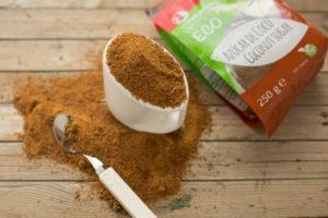 Azúcar de coco, una alternativa saludable al azúcar refinado