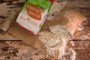 Harina de coco, la mejor harina sin gluten