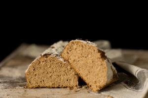 pan fácil con harina integral Comeztier