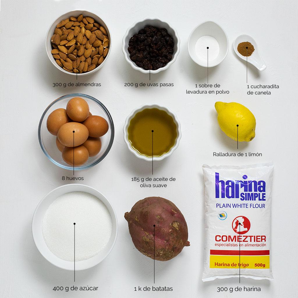ingredientes-torta-vilana